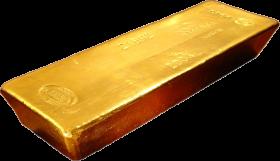 Gold Bar PNG