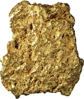 Gold Nuggets PNG