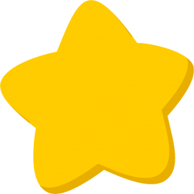 Gold Star PNG