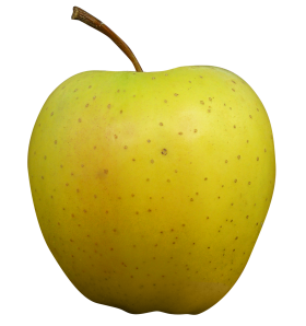 Golden Apple PNG