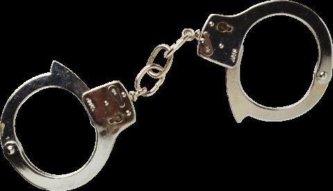 Golden Handcuff PNG