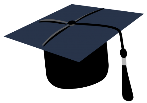 Graduation Hat Cap PNG