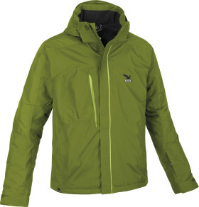 Green Jacket PNG