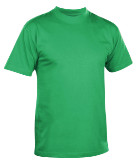 Green T-Shirt PNG