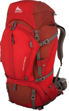 Gregory Baltoro Tourist Bag PNG