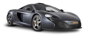 Grey McLaren 650S Car PNG