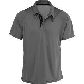 Grey Polo Shirt PNG