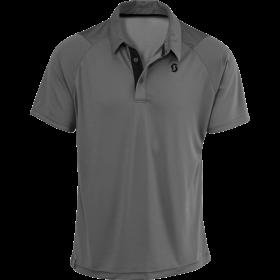 Grey Polo Shirt PNG