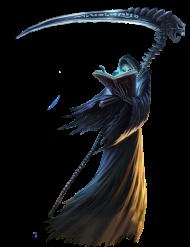 Grim Reaper Karthus PNG