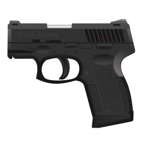 Gun Kidfriendly PNG