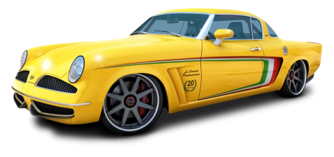 GWA Studebaker Veinte Victorias Car PNG
