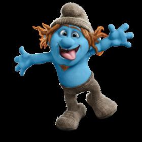 Hackus Smurf PNG