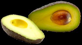 Half  Aocados PNG