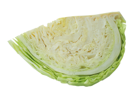 Half Cabbage PNG
