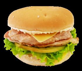 Hamburger PNG
