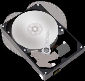 Hard Disc PNG