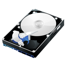 Hard Disc PNG