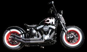 Harley Davidson Black PNG
