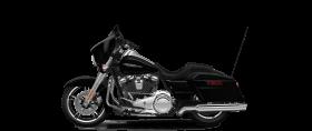 Harley Davidson Motorcycle PNG
