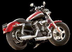 Harley Davidson Red PNG