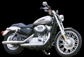 Harley Davidson Silver PNG
