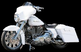 Harley Davidson White PNG