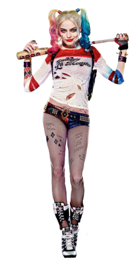 Harley Quinn Suicide Squad PNG