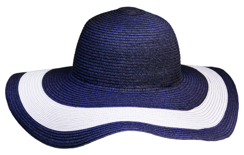 Hat Blue PNG