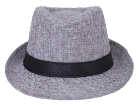 Hat Grey PNG