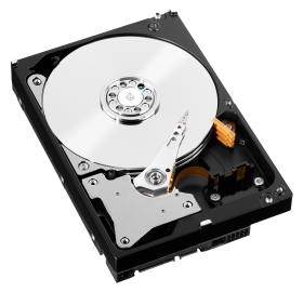 HDD Hard Disk Drive PNG