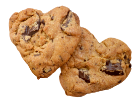 Heart Cookie PNG