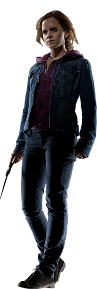 Hermione Harry Potter PNG