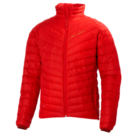 HH Verglas Down Insulator Red Jacket PNG