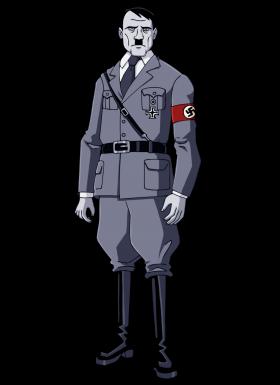 Hitler PNG