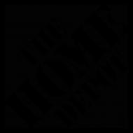 HomeDepot Black Logo PNG