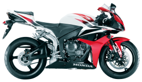 Honda CBR Red PNG