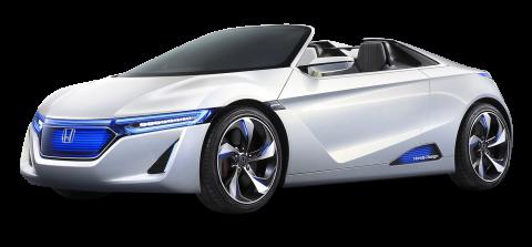 Honda EV Ster Electric Sports Car PNG