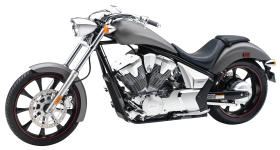 Honda Fury Gray PNG
