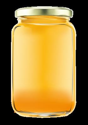 Honey Jar PNG