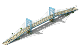 Hudson Bridge PNG