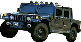 Hummer PNG