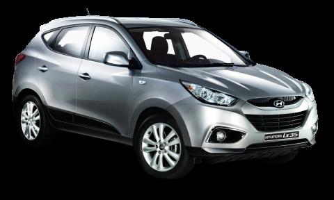 Hyundai ix35 Car PNG