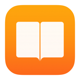 iBooks Icon PNG