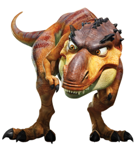 Ice Age Dino PNG
