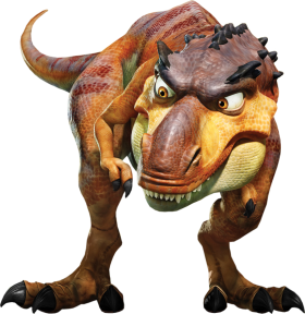 Ice Age Dinosaur PNG