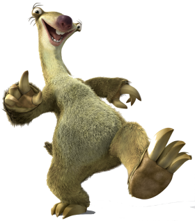 Ice Age Sid PNG