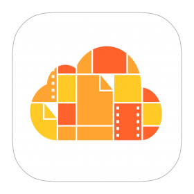 iCloud Drive Icon PNG