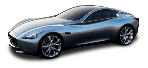 Infiniti Essence Concept Sports Car PNG