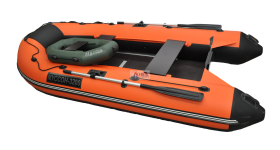 Inflatable Boat PNG