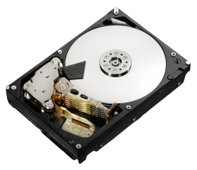 Internal Hard Disk Drive PNG